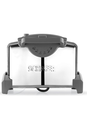 Schafer Contempo Inox Tost Makinesi