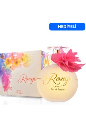 Ixora Mystical Garden Rouge Kadın Parfüm 100 ml EDP