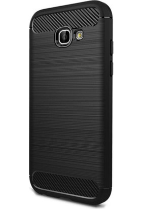 Gpack Samsung Galaxy C5 Pro Kılıf Room Tpu Silikon + Nano Ekran Koruyucu