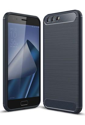 smiletisim Asus Zenfone 4 ZE554KL Kılıf Room Tpu Silikon + Nano Ekran Koruma