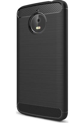 Gpack Lenovo Moto E4 Plus Kılıf Room Tpu Silikon + Nano Ekran Koruma
