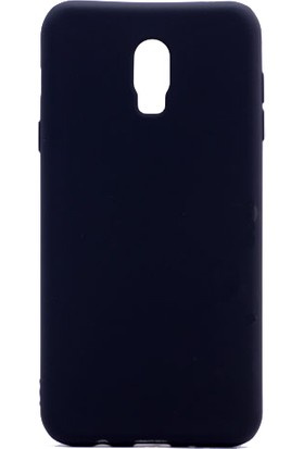 Gpack Samsung Galaxy C8 Silikon Kılıf Lüx Premier Hassas + Nano Ekran