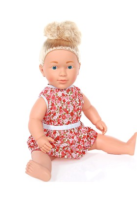 Şimşek Konuşan Et Bebek Kırmızı 60 cm