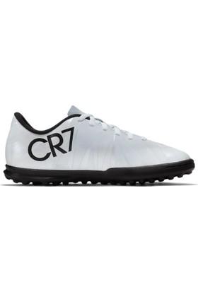 Nike 852497-401 Jr Mercurialx Vortex Cr7 Futbol Halısaha Çocuk