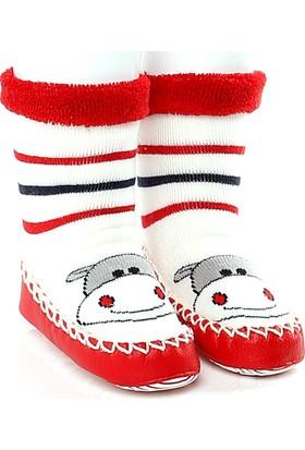 Funny 2506 Bebek Çarık Çorap