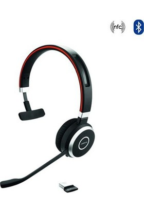 Jabra Evolve 65 Mono Usb Nc Ms
