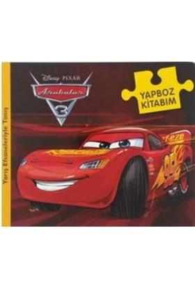 Dısney Arabalar 3 Yapboz Kitabım