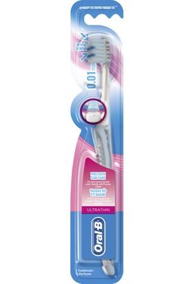 Oral-B Diş Fırçası UltraThin Kompakt Hassas Diş Eti Bakımı Ekstra Yumuşak Mavi
