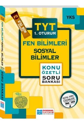 2'Si Bir Arada Yks-Tyt Fen Bilimleri & Sosyal Bilimler Konu Özetli Soru Bankası