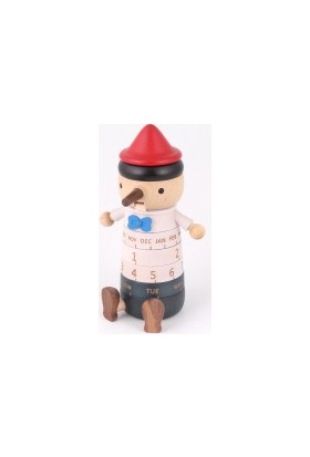Wooderfullıfe Dekor Takvim Pinokyo 1289003
