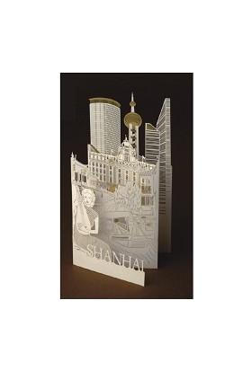 Wooderfullıfe 9530605 3D Özel Kesim Kart Shanghai