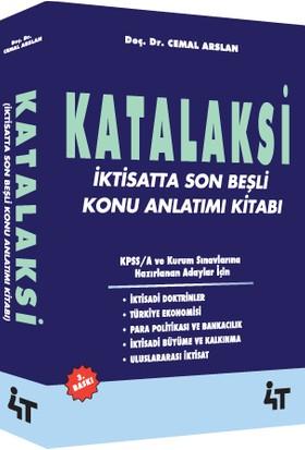 KPSS A Katalaksi İktisatta Son Beşli Konu Anlatım 3. Baskı