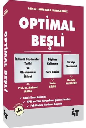 KPSS A Optimal Beşli Konu Anlatımlı Mustafa Karadeniz 3. Baskı