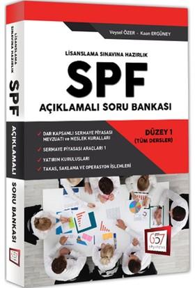 SPF Lisanslama Sınavı Açıklamalı Soru Bankası