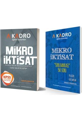 KPSS A Mikro İktisat Konu + Soru Bankası 2'li Set
