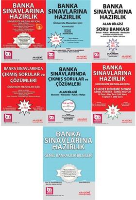 Halkbank Ve Diğer Banka Sınavları Mega Set