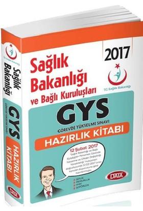 Data 2017 GYS Sağlık Bakanlığı Ve Bağlı Kuruluşları Hazırlık Kitabı