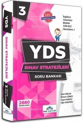 İrem YDS Sınav Stratejileri Soru Bankası 2680 Soru