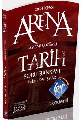 Kr Akademi 2018 KPSS Arena Tarih Soru Bankası Çözümlü
