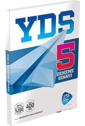 Me Too YDS 5 Deneme Sınavı
