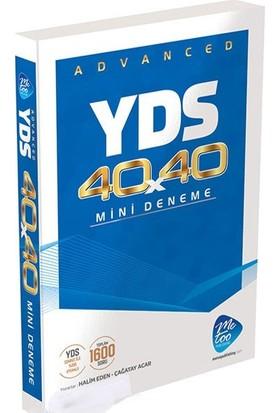 Me Too YDS Advanced 40x40 Mini Deneme