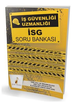 Pelikan İş Güvenliği Uzmanlığı İsg Soru Bankası