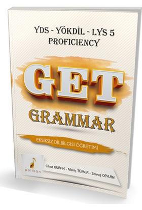 Pelikan YDS Yökdil Get Grammar Eksiksiz Dil Bilgisi Öğretimi
