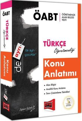 Yargı 2018 ÖABT De Ayrı Türkçe Öğretmenliği Konu Anlatımı