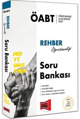 Yargı 2018 ÖABT Motivasyon Rehber Öğretmenliği Soru Bankası