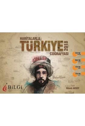 Bilgi Eğitim 2018 Haritalarla Türkiye Coğrafyası