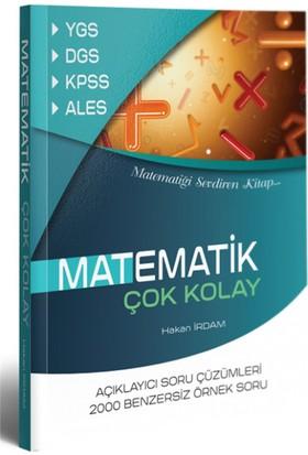 Kuzey Akademi KPSS ALES Çok Kolay Matematik Soru Bankası