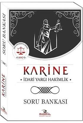 Radikal 2017 Karine İdari Yargı Hakimlik Soru Bankası