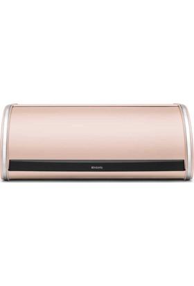 Brabantia Clay Pink Yuvarlak Ekmek Kutusu