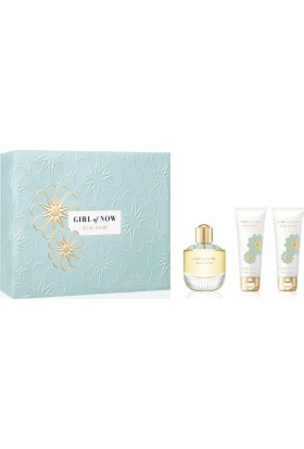 Elie Saab Girl Of Now Bayan 90 Ml Edt Parfüm Seti