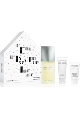İssey Miyake İm Pour Homme Erkek 125 Edt Parfüm Seti