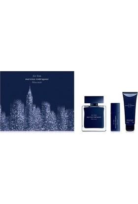 Narciso Rodriguez For Him Bleu Noir Edt 100 Ml Erkek Parfüm Seti