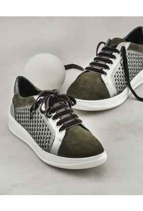 Elle Agate Kadın Ayakkabı Yeşil