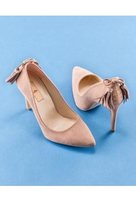 Elle Juana Kadın Ayakkabı Ten