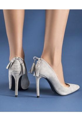 Elle Juana Kadın Ayakkabı Gri