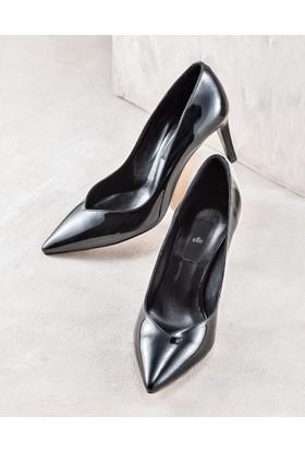 Elle Nan Kadın Ayakkabı Siyah