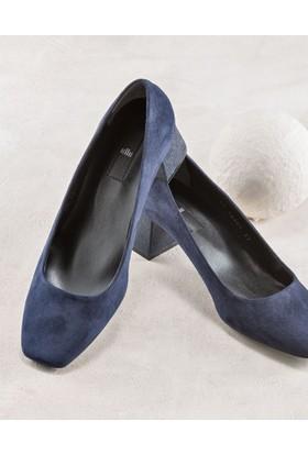 Elle Soledad Kadın Ayakkabı Lacivert