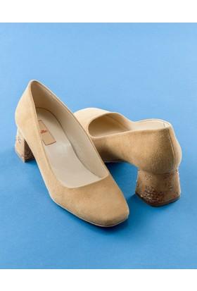 Elle Soledad Kadın Ayakkabı Naturel