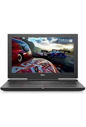 "Dell Gaming 7577 Intel Core i7 7700HQ 8GB 1TB + 128GB SSD GTX1050Ti Freedos 15.6"" FHD IPS Taşınabilir Bilgisayar FB70D128F81C"