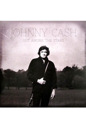 Johnny Cash ‎– Out Among The Stars Plak