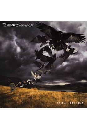 David Gilmour ‎– Rattle That Lock Plak