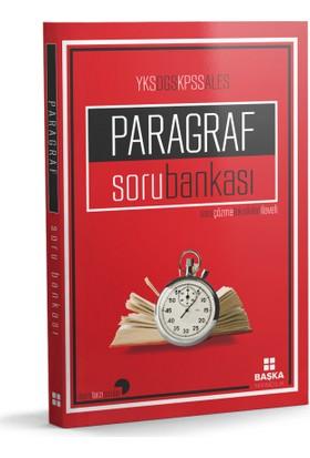 Başka Yayınları 2016 Kpss Ales Ygs Lys Dgs Paragraf Soru Bankası