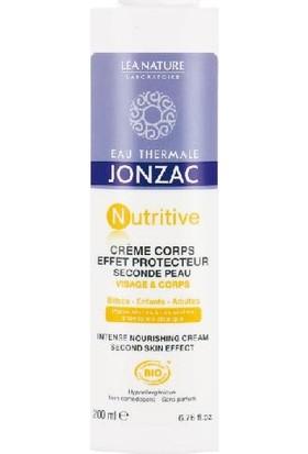 Eau Thermale Jonzac Nutritive Organik Sertifikalı Hipoalerjenik İkinci Cilt Etkili Vücut Kremi 200 ml.