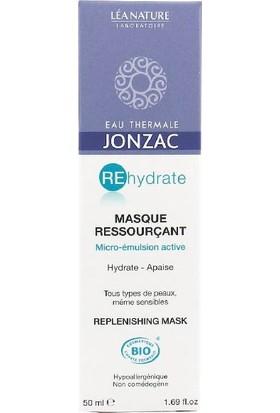 Eau Thermale Jonzac Rehydrate Organik Sertifikalı Hipoalerjenik Yüz Maskesi 50 ml.