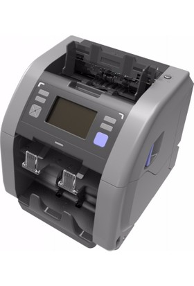 Hitachi İHunter IH-110 Çift Katlı Çift Cıslı, Para Sayma Makinesi