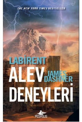 Labirent Serisi Kutulu Set (5 Kitap) - James Dashner